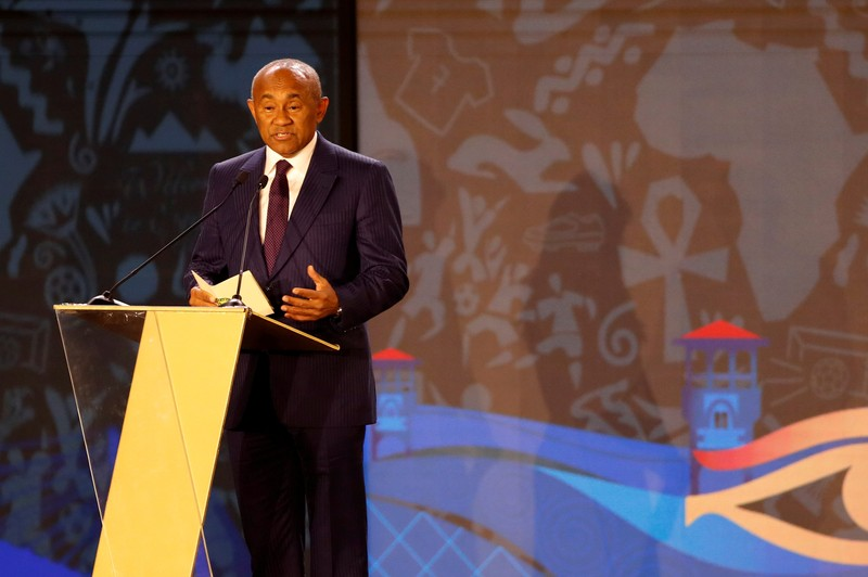FILE PHOTO: Africa Cup of Nations Draw