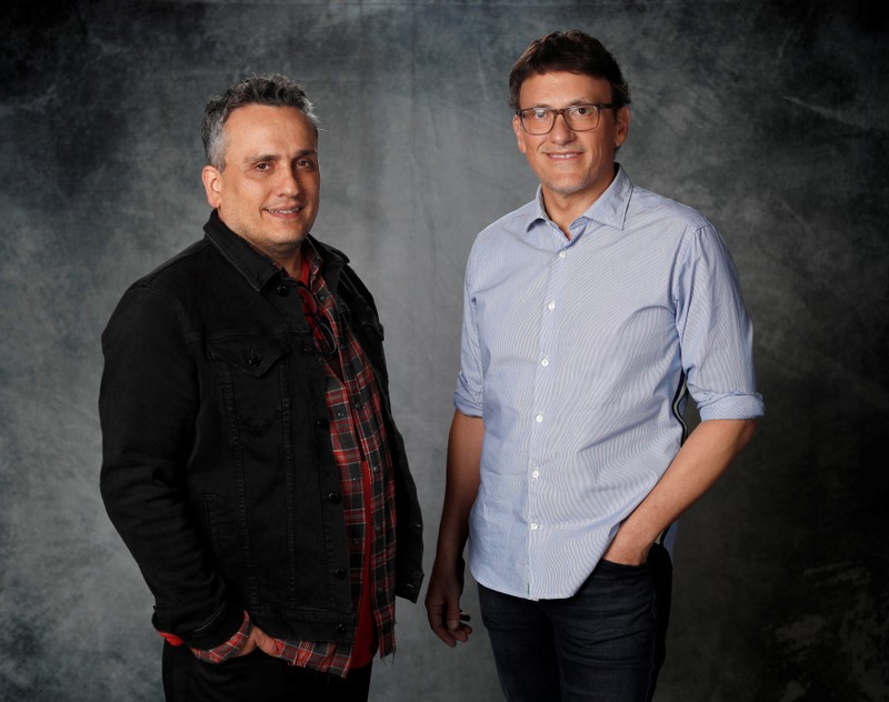 FILE PHOTO: Directors Joe and Anthony Russo pose for a portrait while promoting the film
