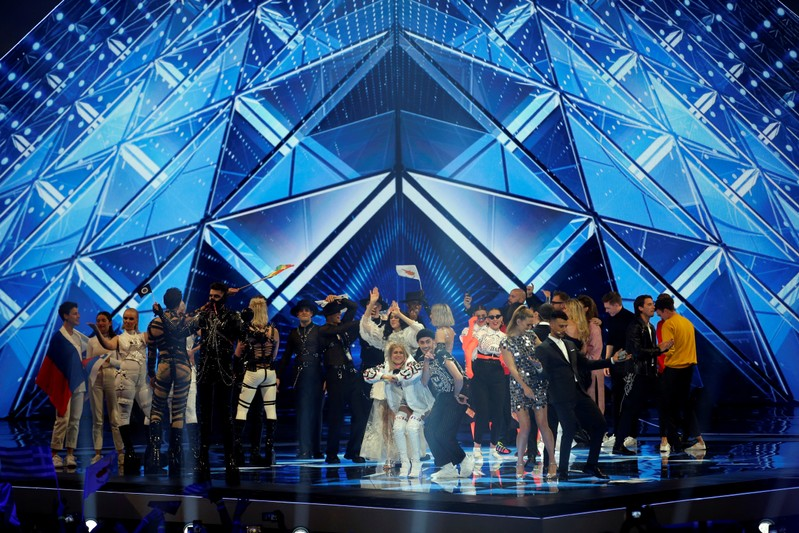 First Semi Final - 2019 Eurovision Song Contest in Tel Aviv, Israel