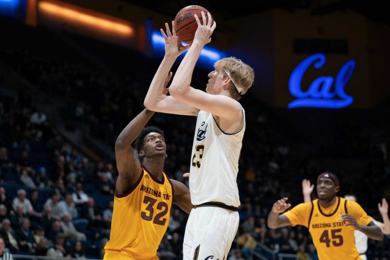 FILE PHOTO: NCAA Basketball: Arizona State at California