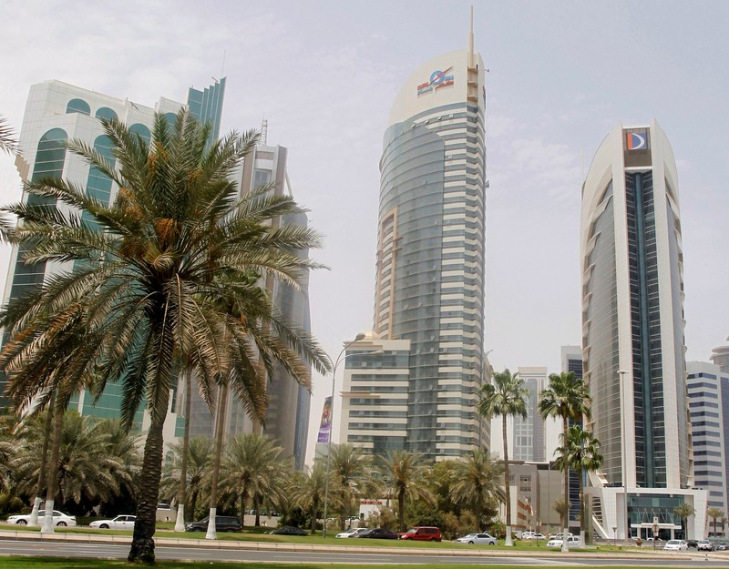 FILE PHOTO: To match QATAR-ISLAMIC/BANKS