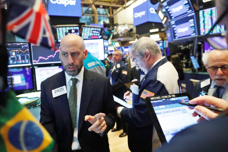 Wall Street slips as coronavirus fears mount
