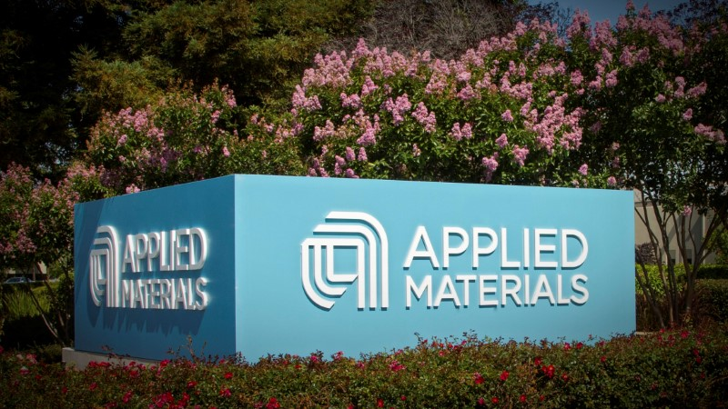 Applied Materials forecasts second-quarter income, profit above estimates