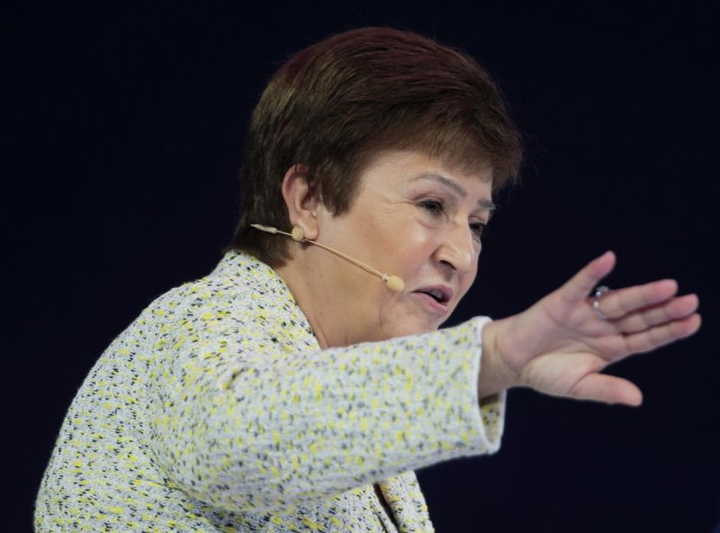 IMF chief Georgieva urges G20 action on commerce, local weather, inequality