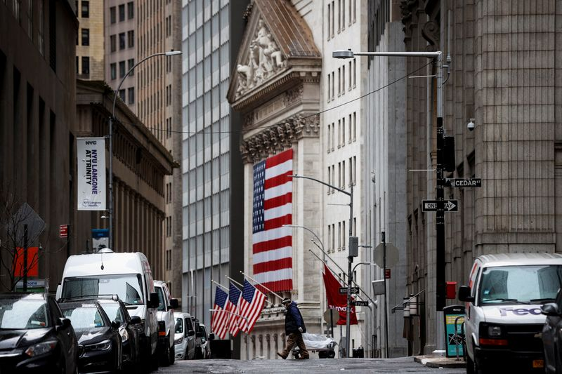 Wall Street set to jump at open on Fed stimulus, jobless claims data