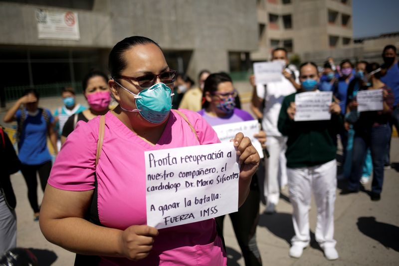 Protests erupt after deaths at U.S. factories in Mexican border town