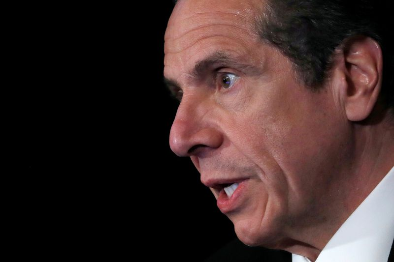 New York to allow construction and manufacturing to reopen first: governor