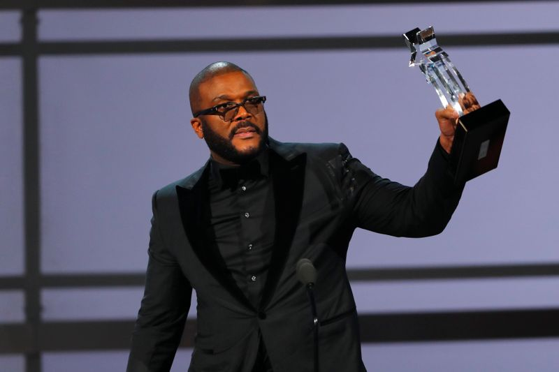 Tyler Perry gets ahead of Hollywood with July production restart