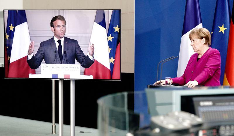 Photo of Franco-German 500 billion euro recovery fund step towards EU fiscal union: Centeno
