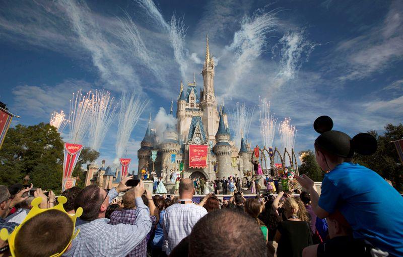 Task force approves plan to reopen virus-shuttered Disney World parks starting July 11