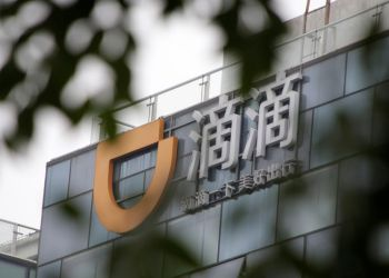 China's Didi Chuxing raises over $500 million for autonomous driving unit