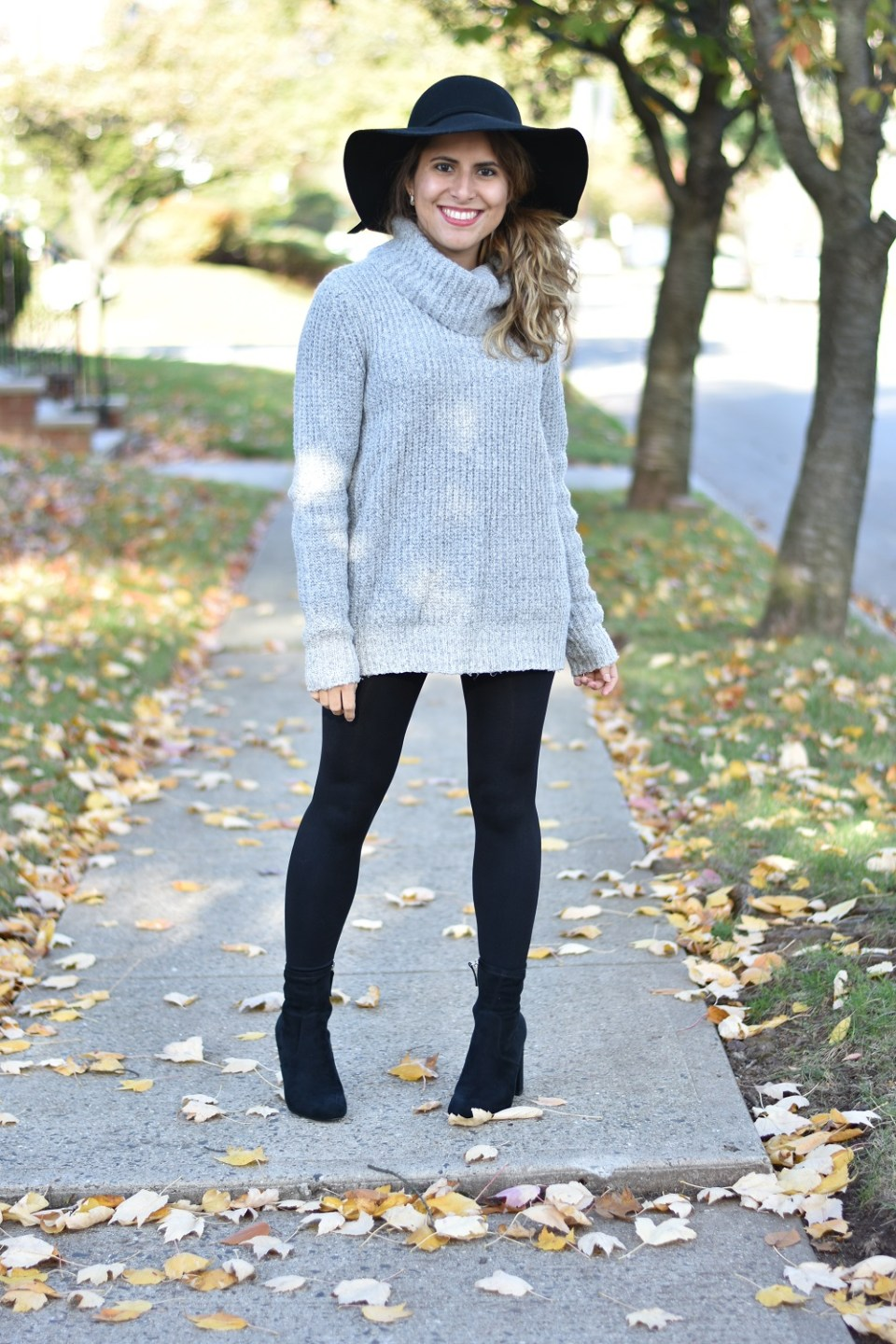 How to Style a Turtleneck Sweater (2 of 2)