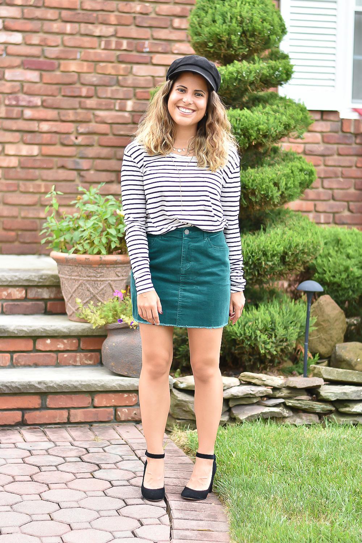 Five Ways to Style Stripes
