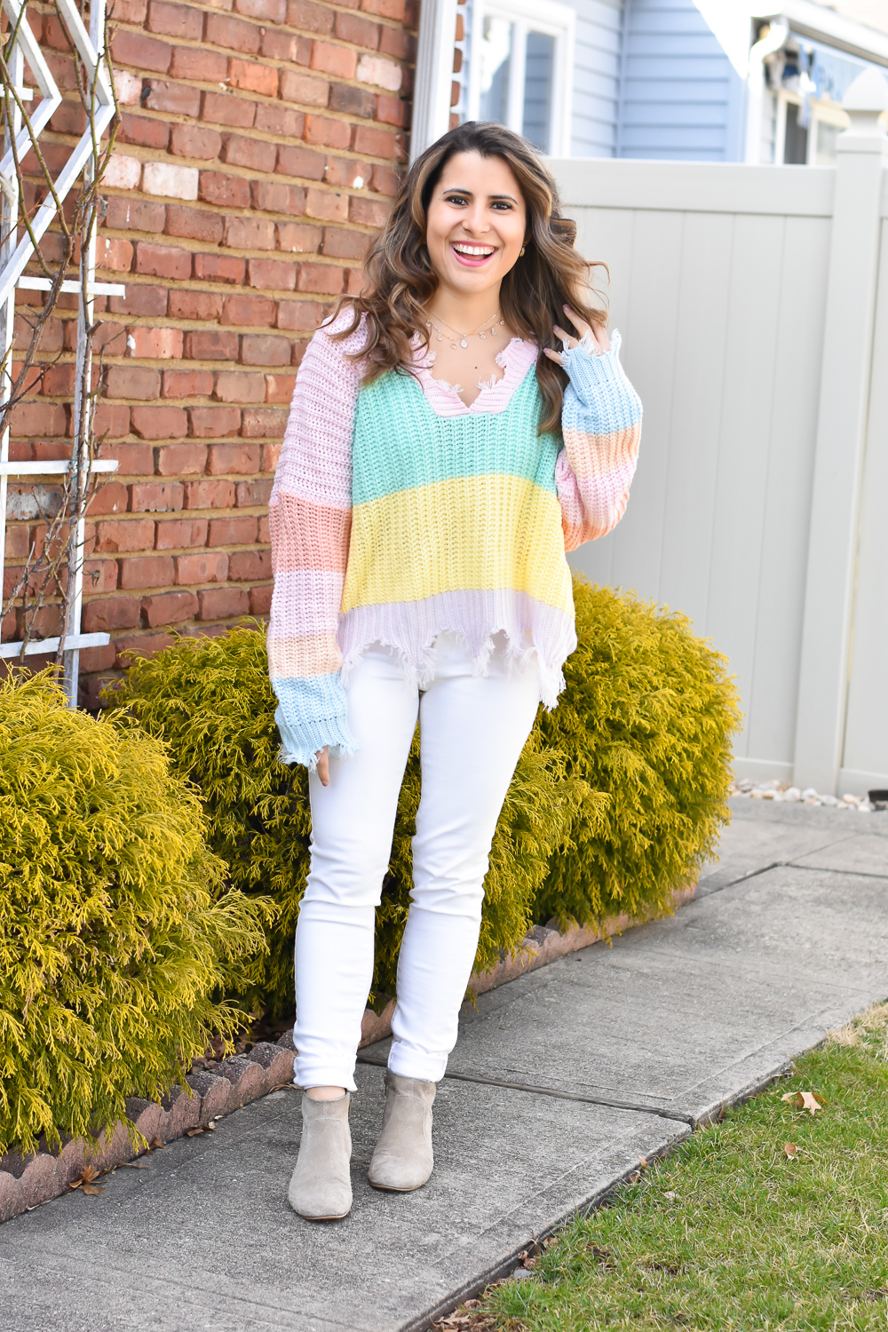 Perfect Sweaters for Spring