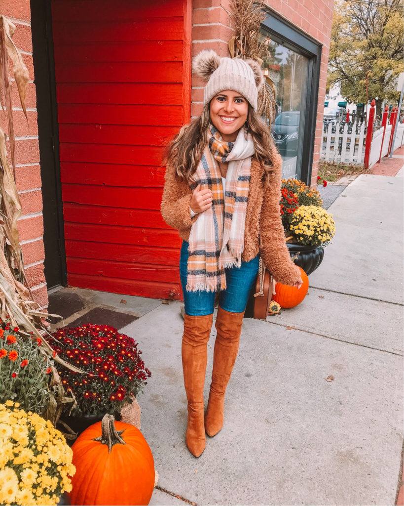 Vermont Fall Outfits