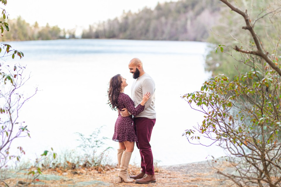 Save the Date Engagement Photos