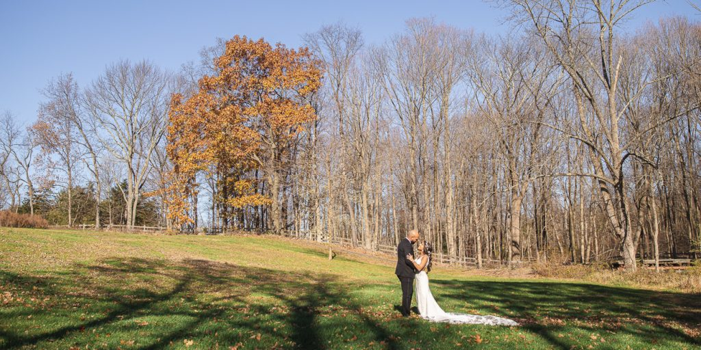 Bear Brook Valley Fall Wedding