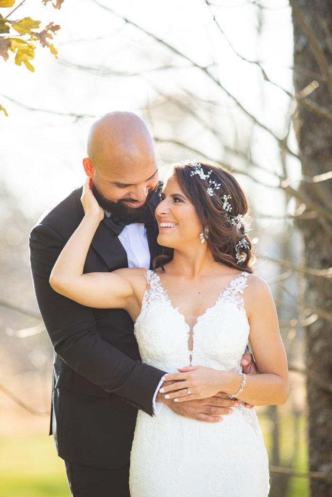 Bear Brook Valley Fall Wedding