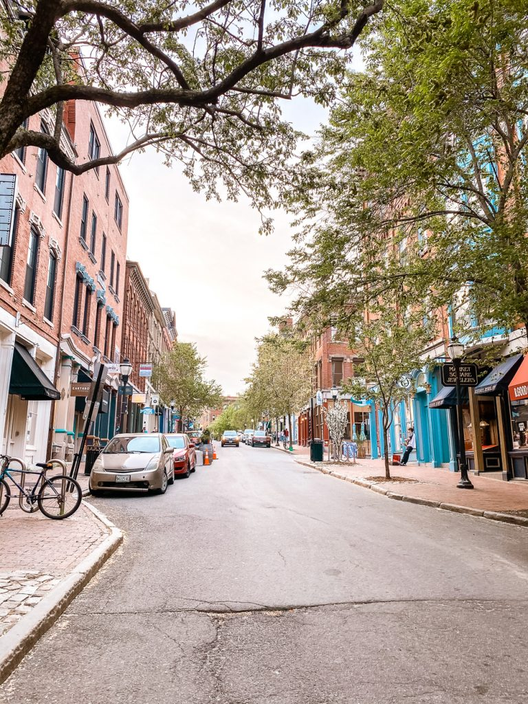 Two Days in Portland Maine