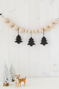 Diy decorating scandinavian christmas 28