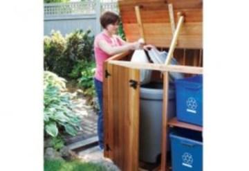 Hide your outdoor eyeshore project 19