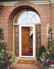 Ideas to decorate your entryway to replace porch 16