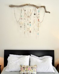 Make your own string art that look artsy for your space 25