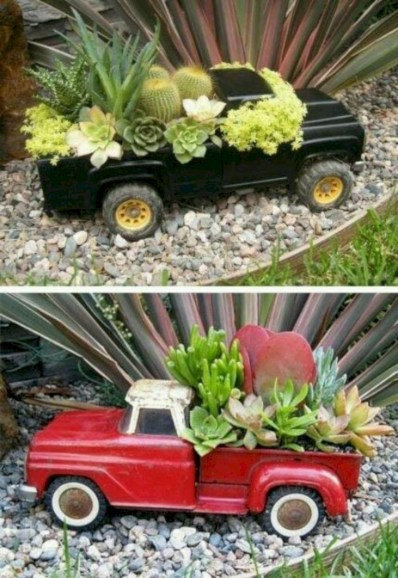 Cute yard ornament for your own outdoor space 13