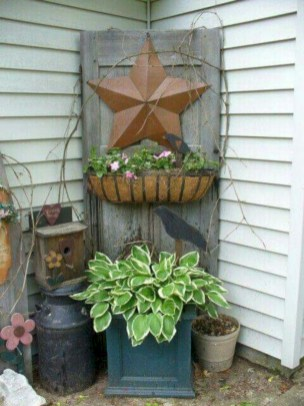 Gorgeous diy ladder-style herb garden 08