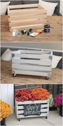 Best diy projects with pallet for your garden 11