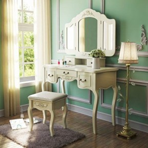 Clever ideas to makeover your mirror 01