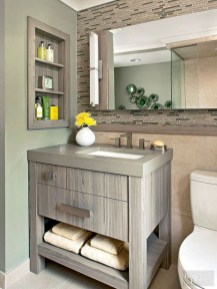Clever ideas to makeover your mirror 04