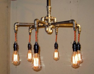 Crazy and cool diy chandeliers to beautify your space 13