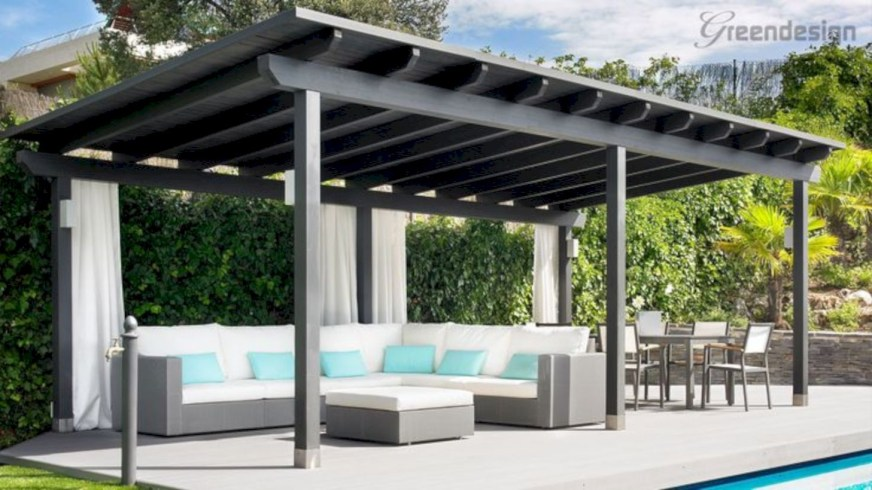 Creative pergola designs and diy options 09