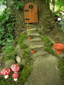 Super easy diy fairy garden ideas 27
