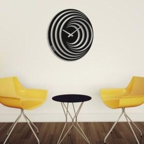 Unusual modern wall clock design ideas 11