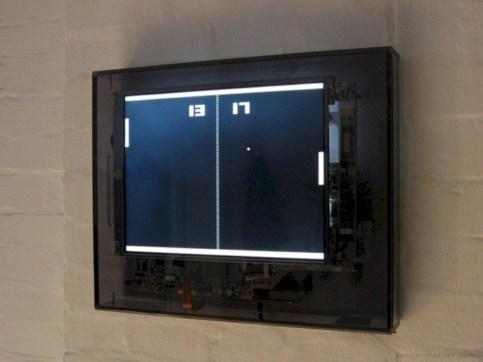 Unusual modern wall clock design ideas 21