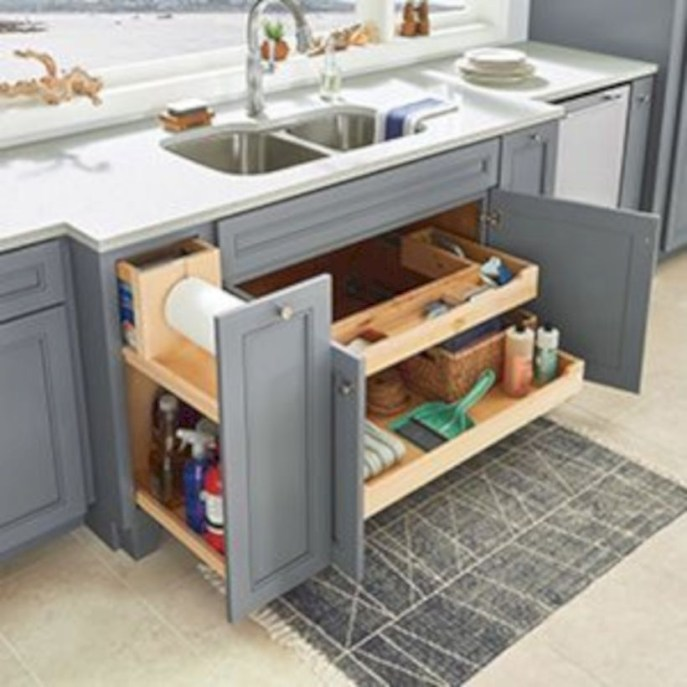 Inventive kitchen countertop organizing ideas to keep it neat 01