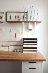 Inventive kitchen countertop organizing ideas to keep it neat 31