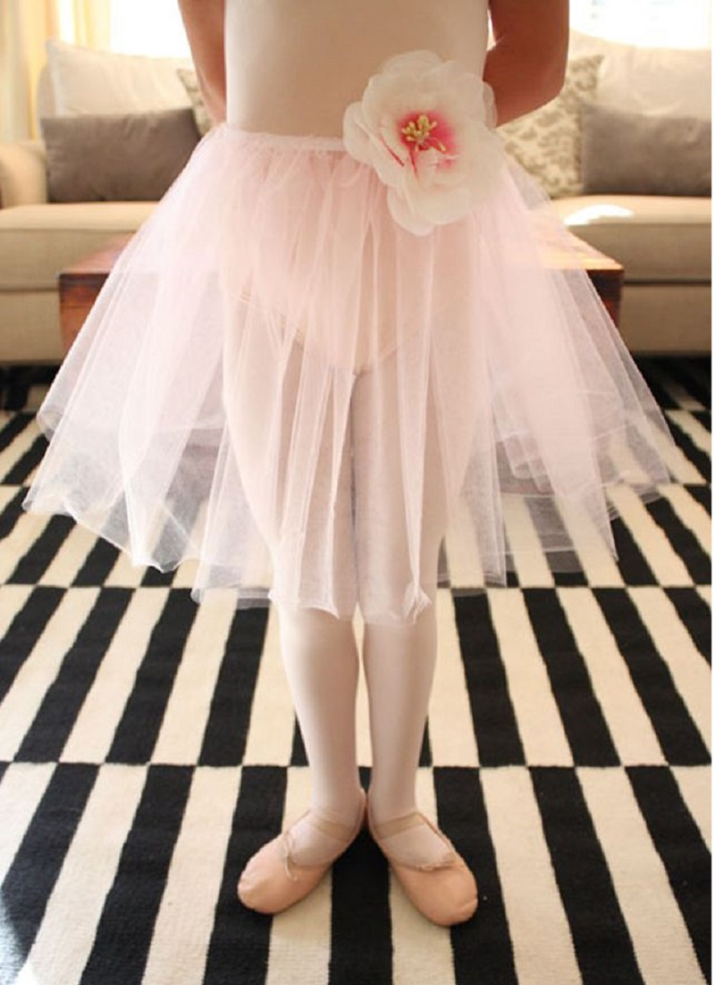 Classic ballerina skirt DIY Adorable Tutus You Can Do That Have Been Loves by Your Little Girls