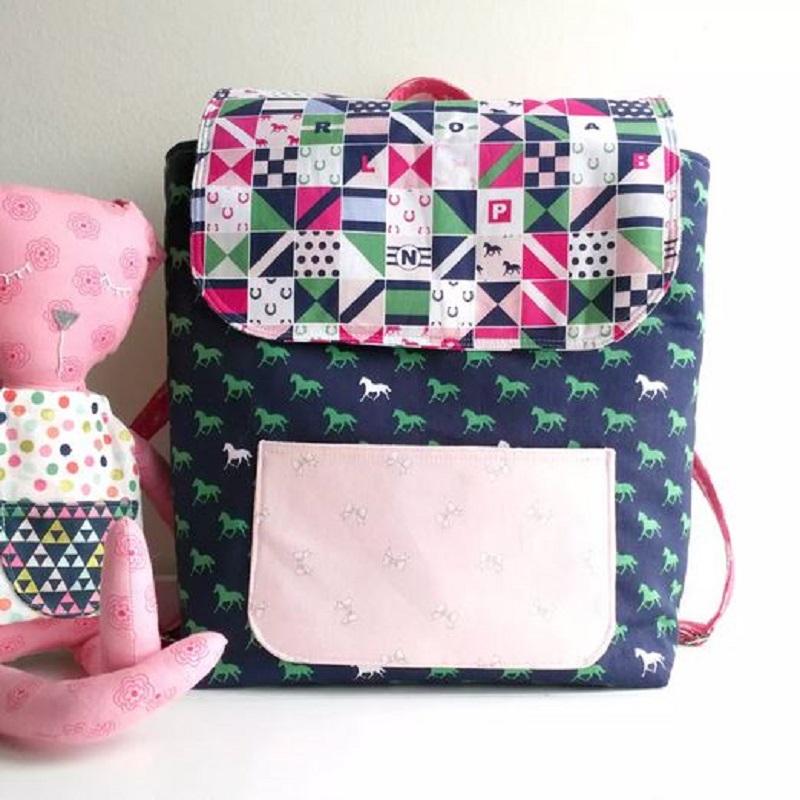 Diy sewing backpack