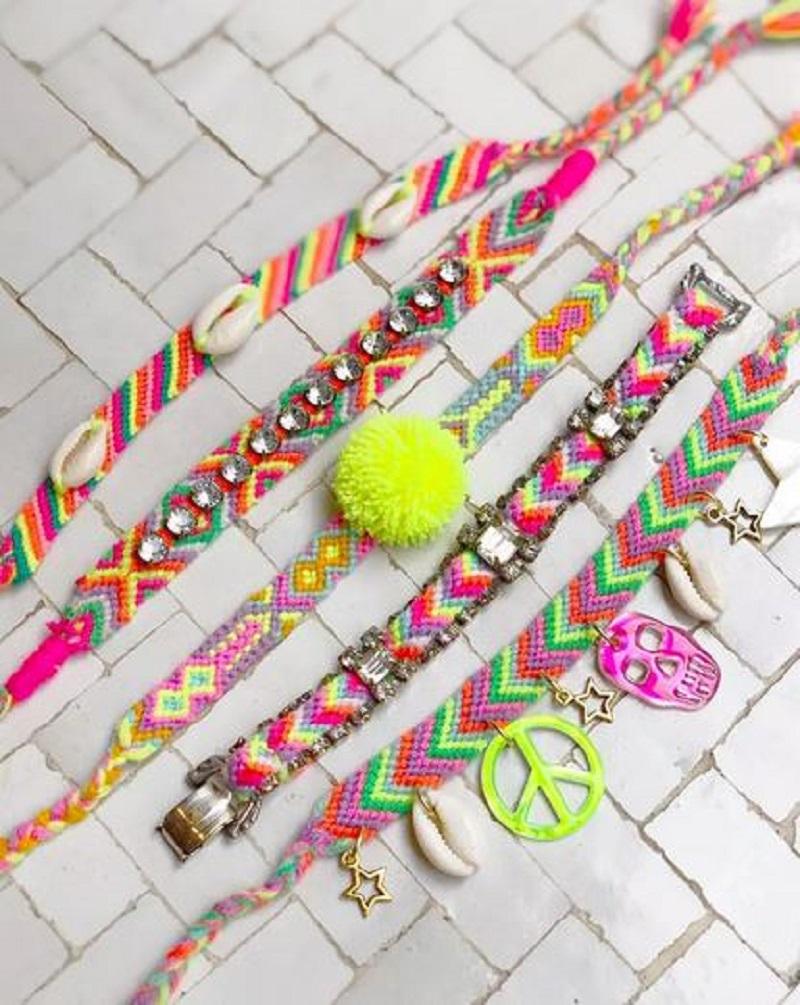 Embellish friendship bracelet