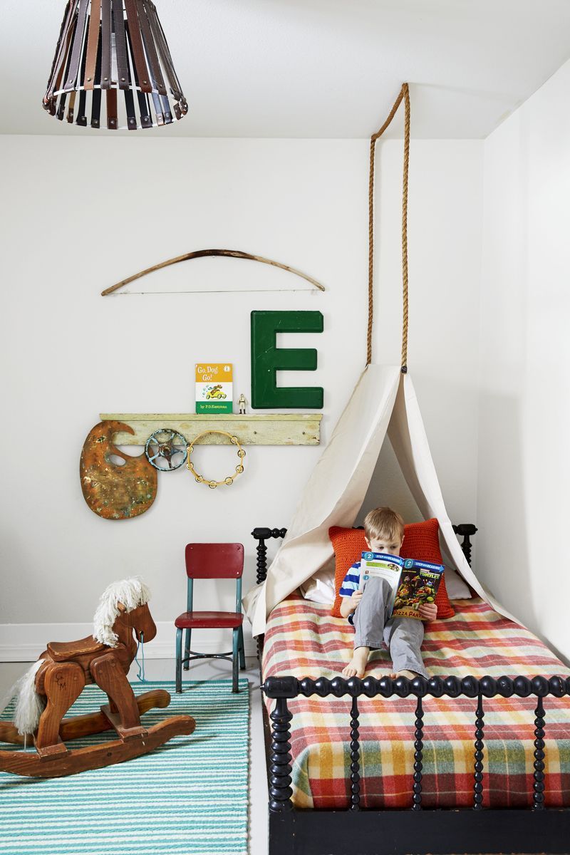 Conjure camping Best DIY Ideas As Solutions To All Your Boys Room Décor Dilemmas
