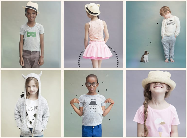 Kids Fashion In Singapore New Collections From The