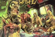 Municipal Waste – The Fatal Feast Waste in Space [2012]