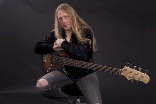 Entrevista Exclusiva: Jamie Mallender (Tony Martin Band)