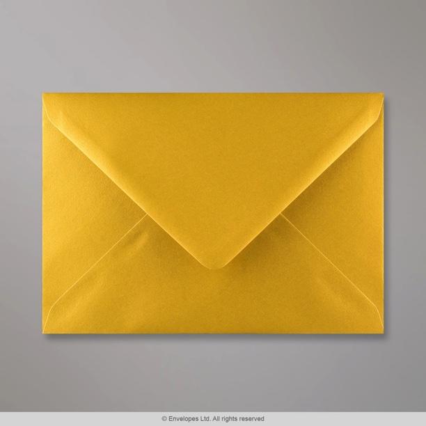 133x184 Mm Metallic Gold Envelope D04133 Simply Envelopes