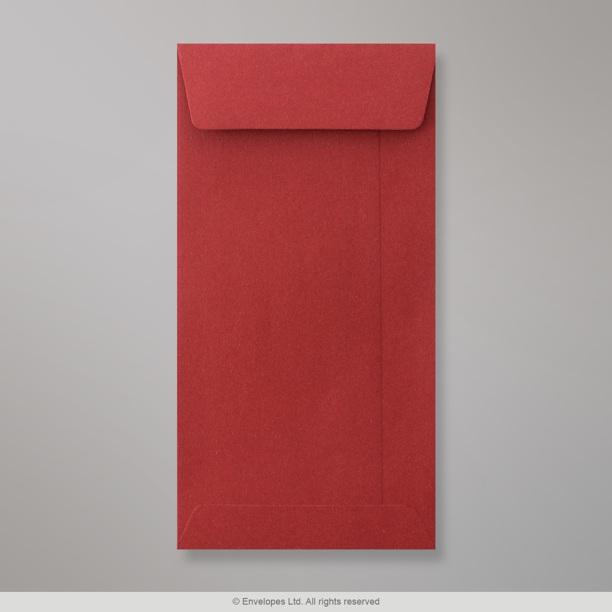 220x110 Mm DL Dark Red Pocket Envelope DRDLPPS