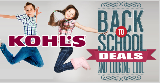 $10 Off Kohl's Back To School 2020 Coupon Codes