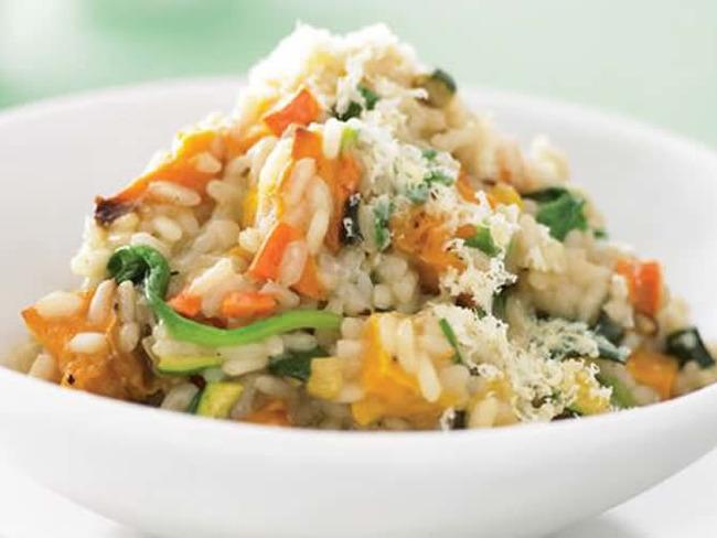 risotto aux legumes facile au cookeo